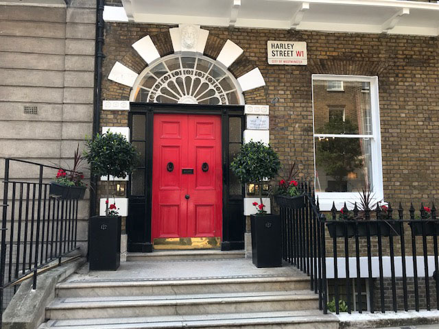 Harley Street Office